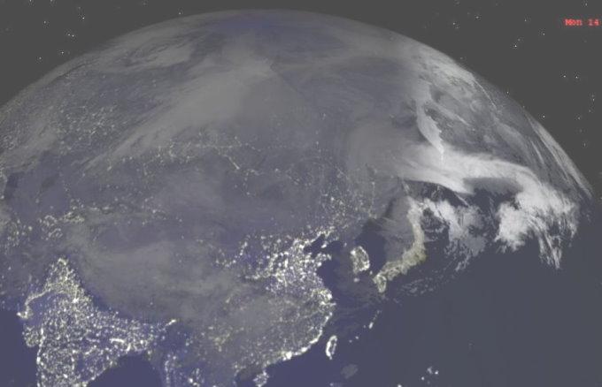 phénomènes climatiques à répétition : cyclones Cart1412