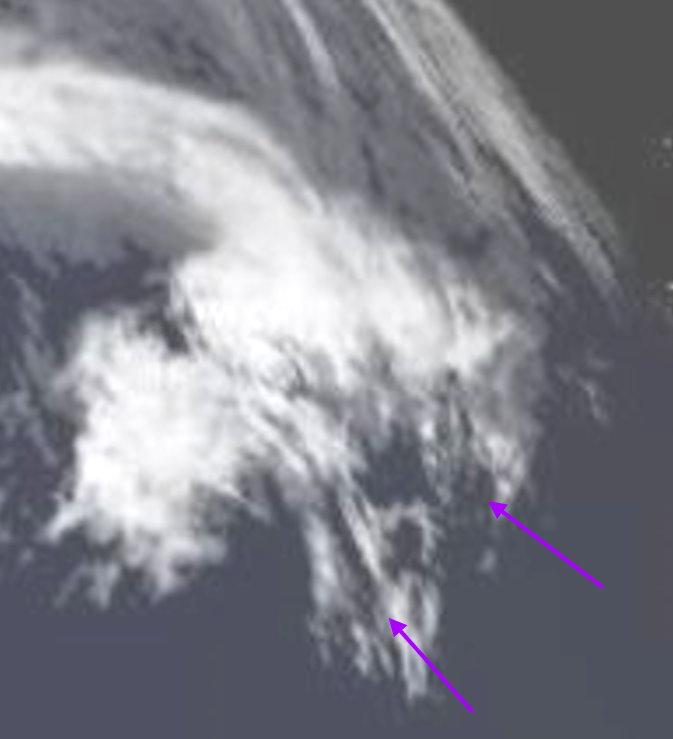 phénomènes climatiques à répétition : cyclones Cart1415
