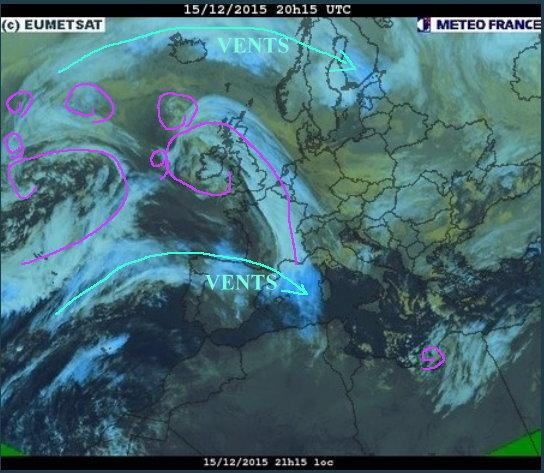 phénomènes climatiques à répétition : cyclones Cart1511