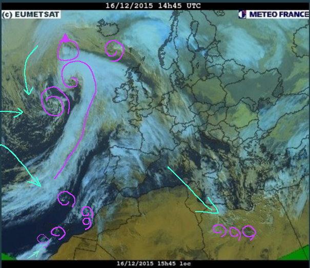 phénomènes climatiques à répétition : cyclones Cart1610