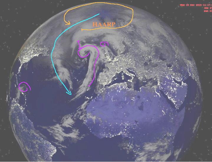 phénomènes climatiques à répétition : cyclones Cart1611