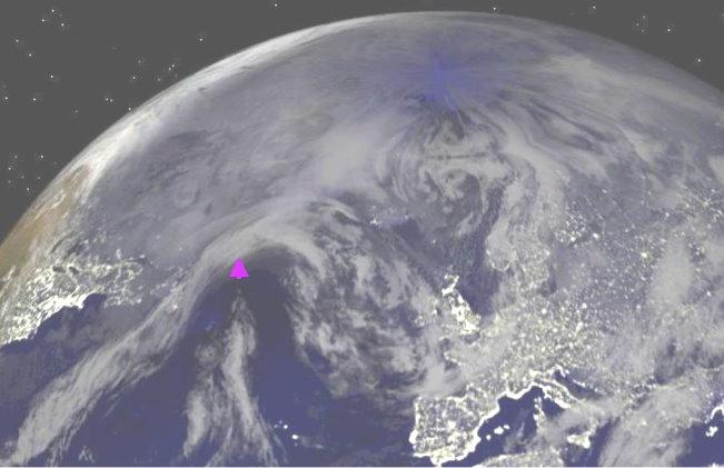 phénomènes climatiques à répétition : cyclones Cart2410