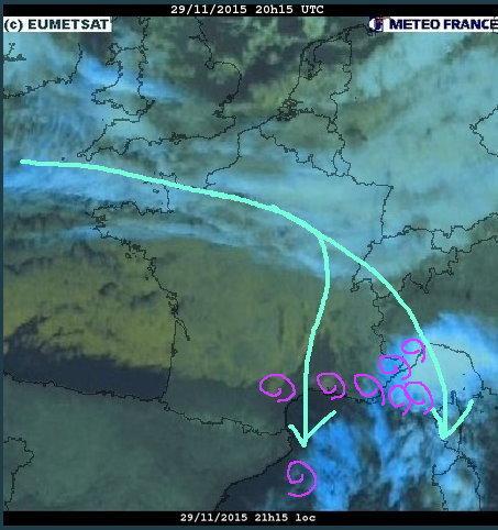 phénomènes climatiques à répétition : cyclones Cart2913