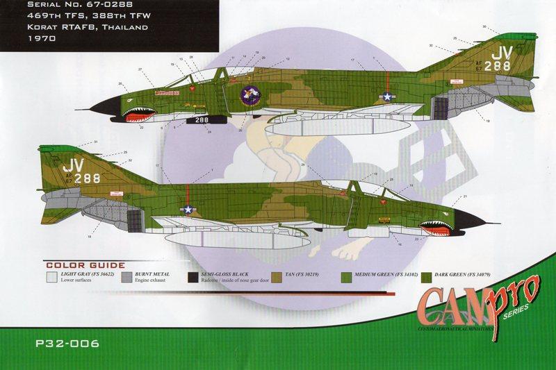 F-4E PHANTOM [1/32 REVELL] - Page 2 Img00910
