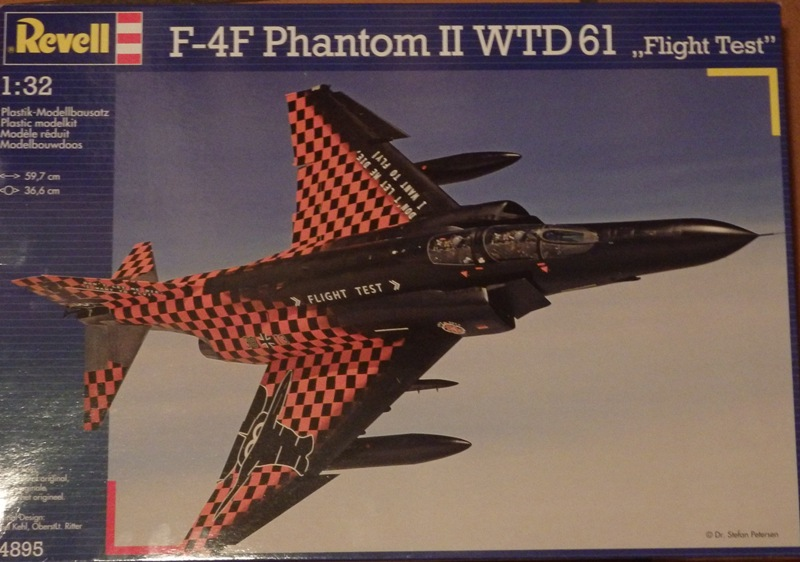 F-4E PHANTOM [1/32 REVELL] Pb132510