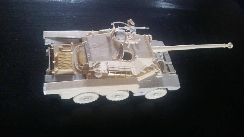 ERC-90 sagaie - opération LICORNE 2002 11887810