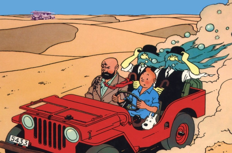 Notre vécu là bas... - Page 2 Tintin10