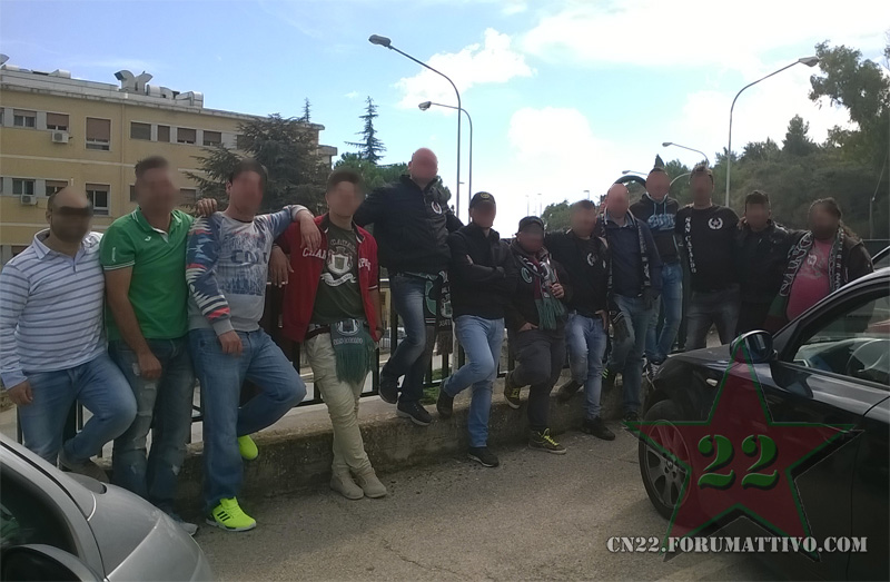 Stagione Ultras 2015-2016 A17