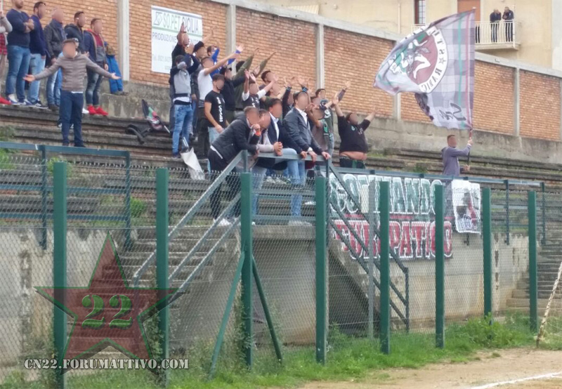 Stagione Ultras 2015-2016 A19