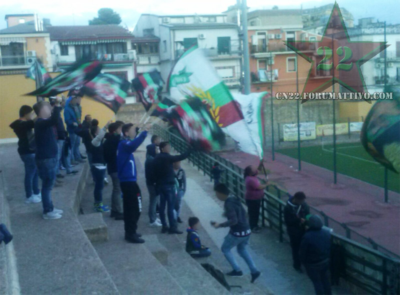 Stagione Ultras 2015-2016 A22