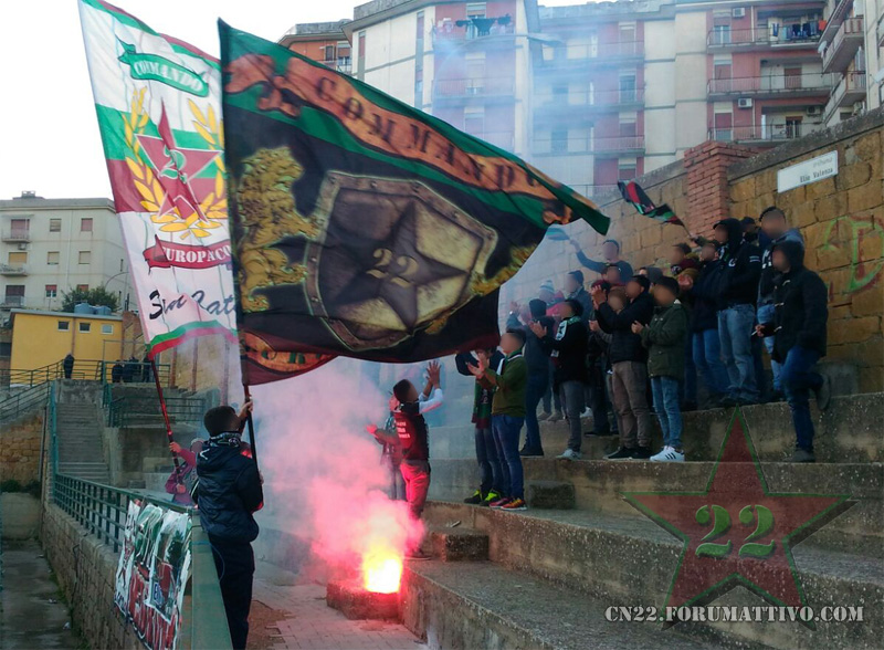 Stagione Ultras 2015-2016 A24