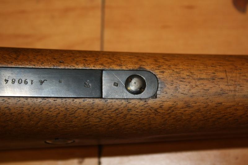 Carabine de cuirassier modèle 1890 00610