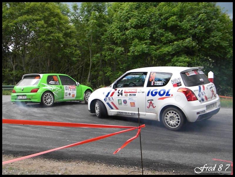 Ronde Limousine Région Limousin Vassivière - 11, 12 et 13 Juin 2010 - Page 2 Dscn0811