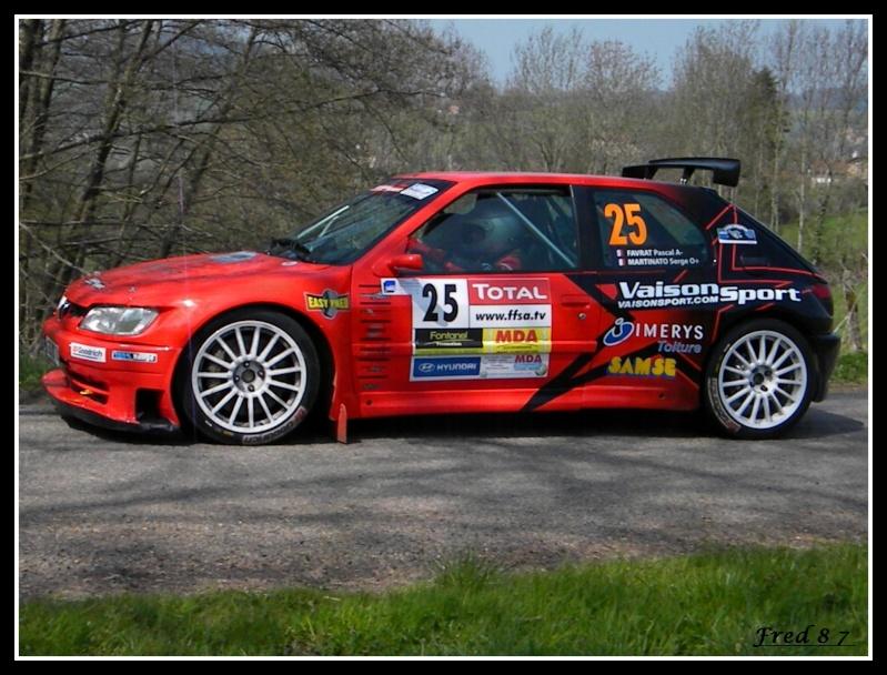 Rallye Lyon Charbonnières - 16, 17 et 18 Avril 2010 Dscn4710
