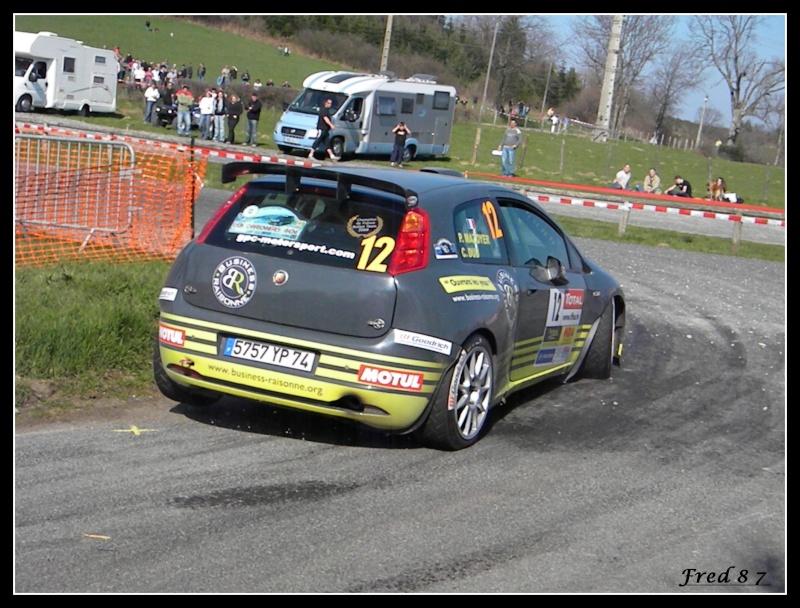 Rallye Lyon Charbonnières - 16, 17 et 18 Avril 2010 Dscn5010