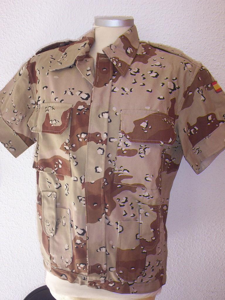 SPANISH LEGION 6 COLOUR DESERT uniform 100_7310