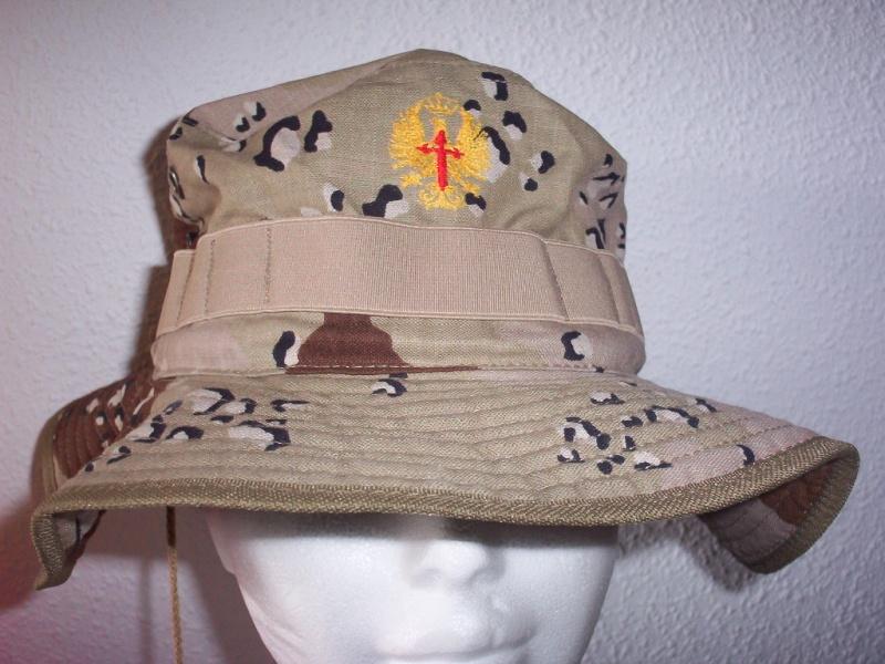 SPANISH LEGION 6 COLOUR DESERT uniform Antide10