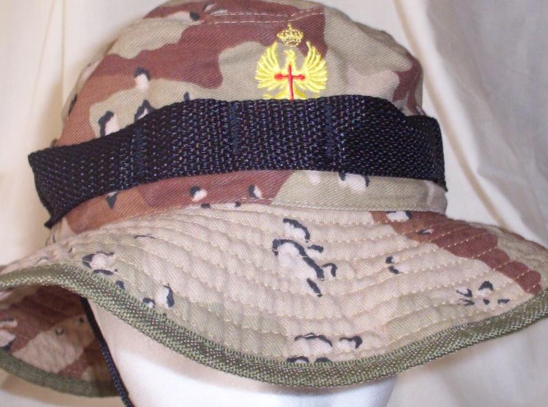 SPANISH LEGION 6 COLOUR DESERT uniform Ghghj_12