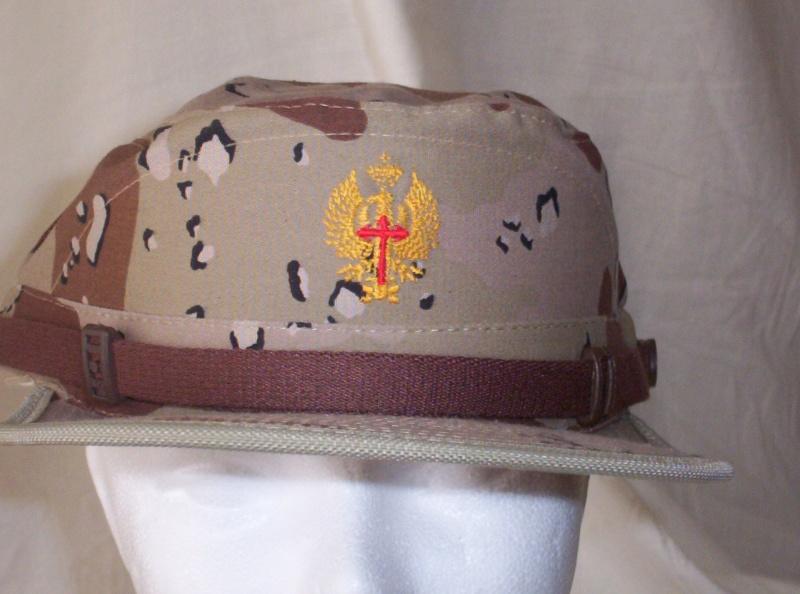 SPANISH LEGION 6 COLOUR DESERT uniform Gorra_10