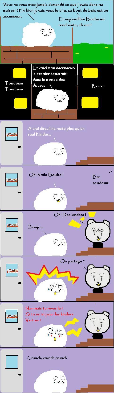 La vie du Mouton Kawaii: Bibou  Bibou_12