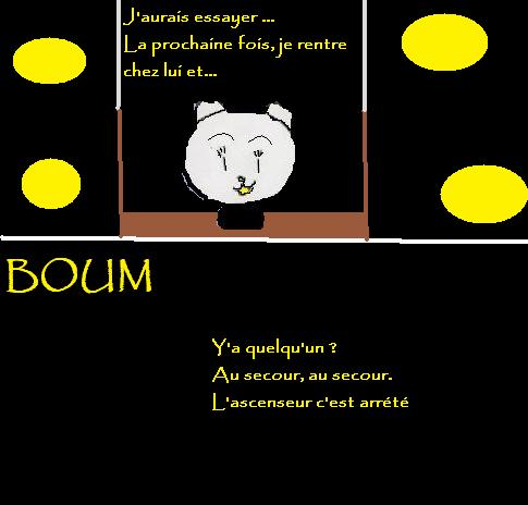 La vie du Mouton Kawaii: Bibou  Bibou_13