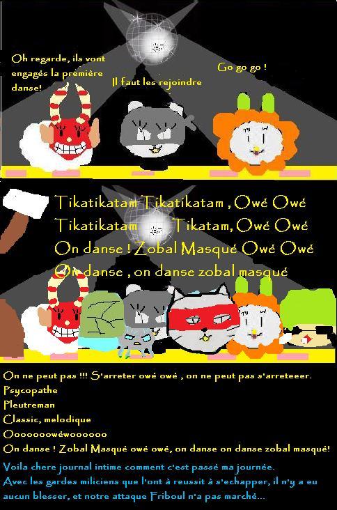 La vie du Mouton Kawaii: Bibou  Bibou_15