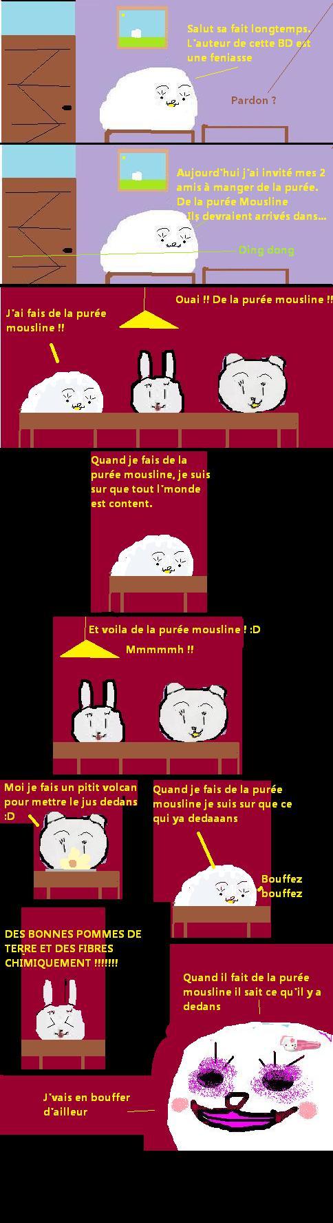 La vie du Mouton Kawaii: Bibou  Bibou_17