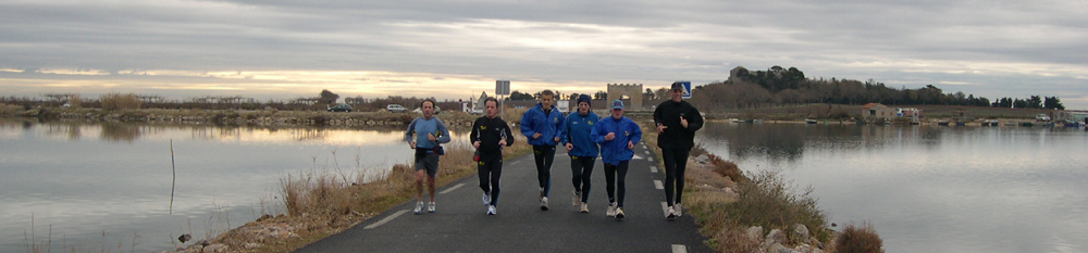 Maguelone Jogging