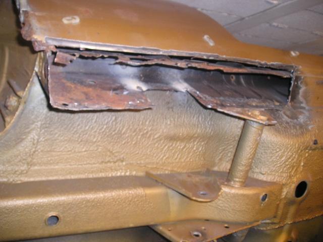 Autopsie et restauration de ma Manta B 1600 auto P1010055