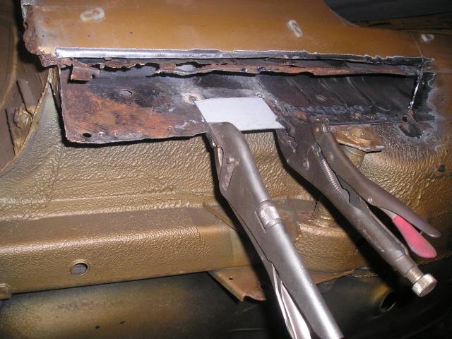 Autopsie et restauration de ma Manta B 1600 auto P1010056