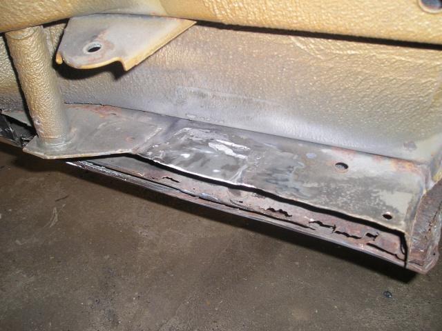 Autopsie et restauration de ma Manta B 1600 auto P1010057