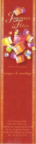 Joyeuses Fêtes en Marque Pages - Page 2 009_1227