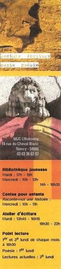 Médiathèques et bibliothèques de Nancy 013_1224