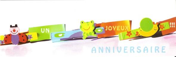 Joyeuses Fêtes en Marque Pages Numa1199