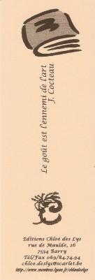 Editions Chloé des lys Numa1541