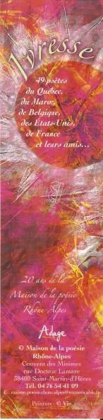 Autour de la poésie - Page 3 Numa1767