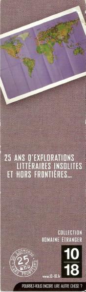 10 / 18 éditions dix dix huit Numa2038
