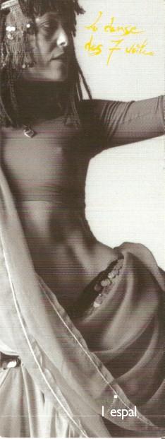 Danse en marque pages Numa2369