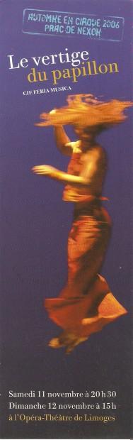 Danse en marque pages - Page 2 Numa2911