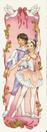 Danse en marque pages Numa2987