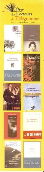 Prix pour les livres Numa3175