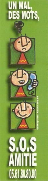 Santé et handicap en Marque Pages Numa3431