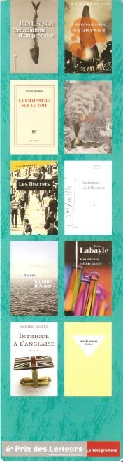 Prix pour les livres Numa3465