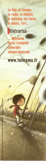 Télérama ..... Numar166