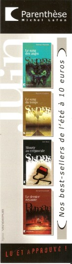 Michel Lafon éditions Numar649