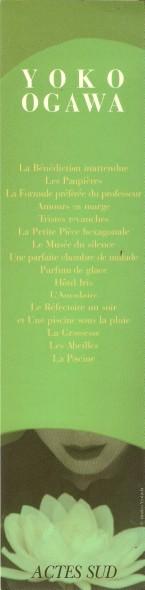 Actes Sud éditions Numari36