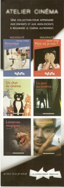 Actes Sud éditions Numari40