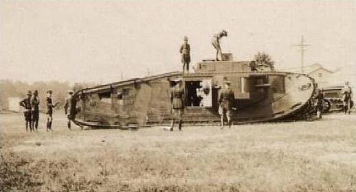Chars américains de la Grande Guerre. 020_0010