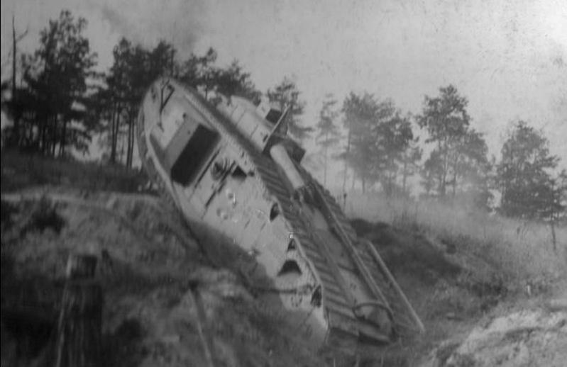 Chars américains de la Grande Guerre. 035_0010