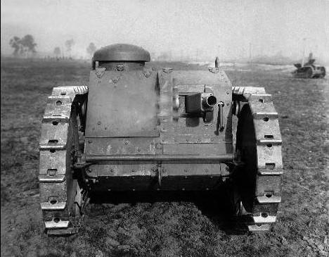 Chars américains de la Grande Guerre. 568_0010